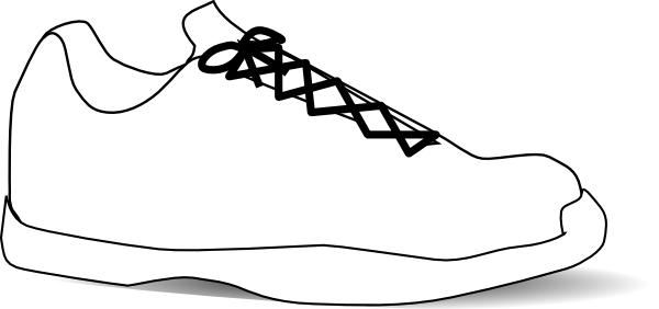 Sneaker Clip Art At Clkercom Vector Clip Art Online Royalty Free