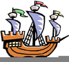 Christopher Columbus Clipart Image