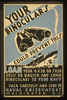 Your Binoculars Could Prevent This Loan Your 6 X 30 Or 7 X 50 Zeiss Or Bausch And Lomb Binoculars To Your Navy : Pack Carefully And Send To Naval Observatory, Washington, D.c. Image