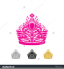 Miss America Crown Clipart Image