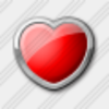Icon Heart Red 3 Image