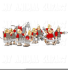 Animated Roman Clipart Image