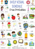 Free Clipart For Visual Schedules Image