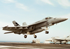 An F/a-18e Of Air Test And Evaluation Squadron Two Three (vx-23) Image