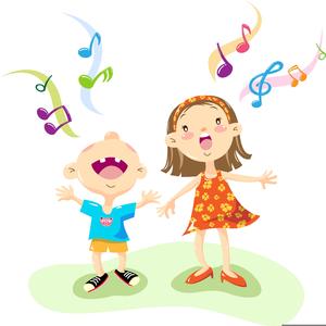 lds clipart children singing free images at clker com vector rh clker com