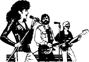 Music Group Clip Art