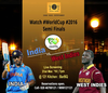 India Vs West Indies Live Screening At Kitchen Barbq Image