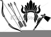 American Indian Headdress Clipart Image