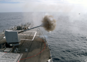 Uss Preble Begins Its Combat System Ships Qualification Test Image