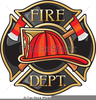 Free Fire Department Maltese Cross Clipart Image
