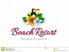 Beach Animals Clipart Image