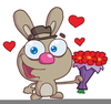 Free Valentine Clipart Bugs Bunny Image