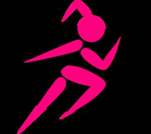 girl running clip art at clker com vector clip art online royalty rh clker com girl running clipart black and white girl running track clipart