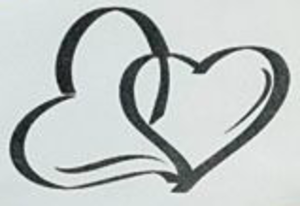 Two Hearts Logo Image