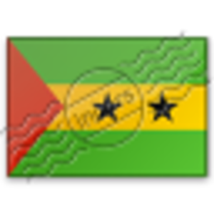 Flag Sao Tome And Principe 2 Image