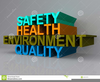 Health Safety Work Clipart Image
