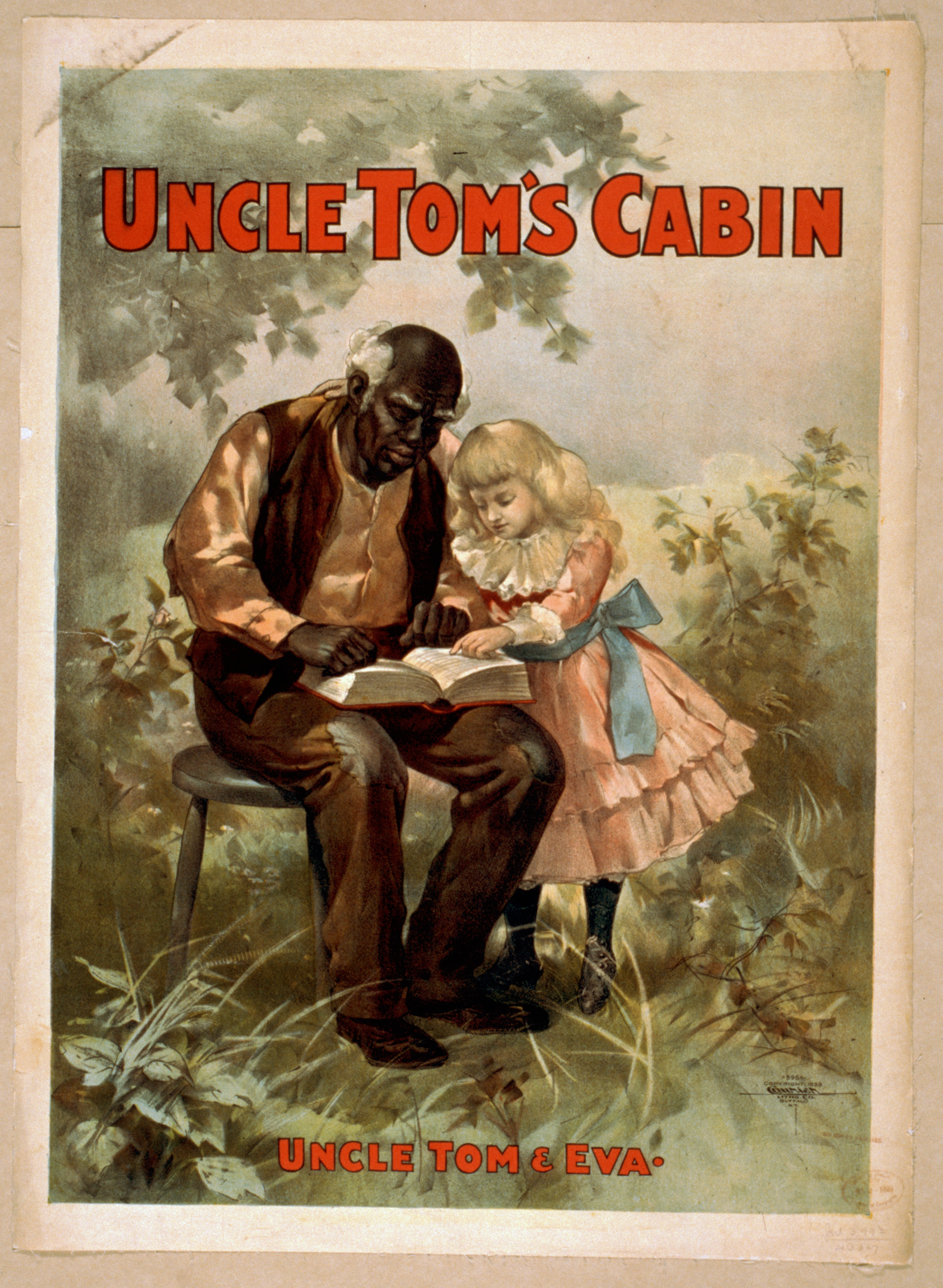 uncle tom cabin Uncle tom's cabin little folks edition by harriet beecher stowe all of the pages have yellowed with age and are slightly brittle i would say that the book is in .