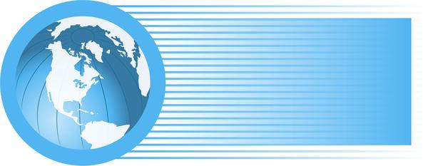 Globe Logo Design Free Images At Clker Com Vector Clip
