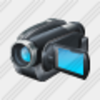 Icon Video Camera Image