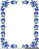 Border Clipart Floral Free Image
