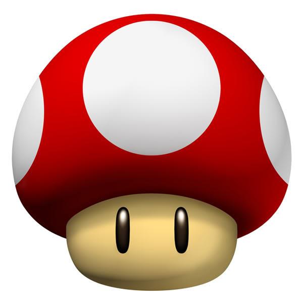 Nsmb Mushroom Super Free Images At Clker Com Vector Clip