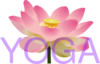 Yoga Lotus Flower Clip Art