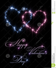 Clipart Star Hearts Image