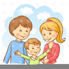 Mother And Baby Clipart Free Image