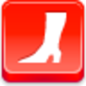 Free Red Button Icons High Boot Image