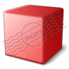 Cube Red Image