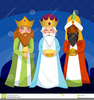 Free Clipart Of Three Wise Men Image