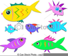 Cute Colors Free Clipart Image