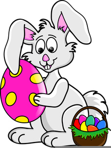 free easter bunny clipart images free images at clker com vector rh clker com easter bunny clipart no background easter bunny clipart no background