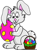 Free Easter Bunny Clipart Images Image