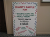 Raffle Signs Samples Image