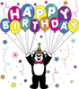 Cliparts For Birthday Celebration Image
