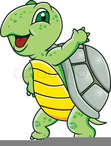 Standing Turtle Clipart Free Images At Clker Com Vector Clip