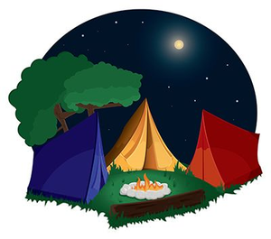 Gone Camping Clipart Free Images At Clker Com Vector Clip Art Online Royalty Free Public Domain
