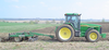 Tractor With Plow Clipart Image