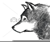 Loup Clipart Image