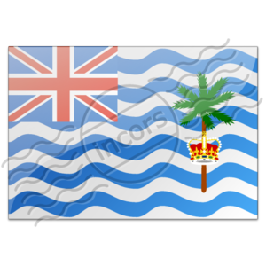 Flag British Indian Ocean Territory 7 Image
