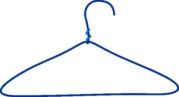 Hanger Clip Art at Clker.com - vector clip art online, royalty free ...
