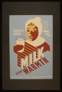 Milk - For Warmth Energy Food. Image