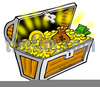 Clipart Of Treasure Chests Image