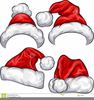 Christmas Clipart Hats Image