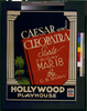 Caesar And Cleopatra, By G.b. Shaw ... Hollywood Playhouse Image