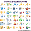 Perfect Security Icons Image