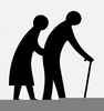 Free Clipart Elderly Image