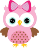 Baby Owl Clipart Image