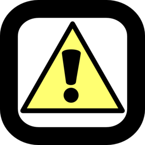 Nxt Checkbox Checked Warning Clip Art